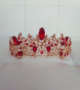 Красная диадема